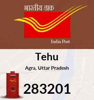 Tehu Pincode - 283201