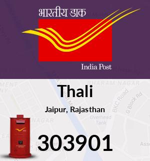 Thali Pincode - 303901