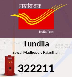 Tundila Pincode - 322211