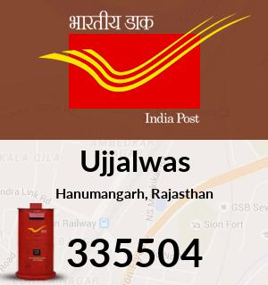 Ujjalwas Pincode - 335504