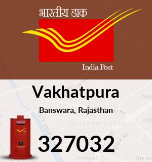 Vakhatpura Pincode - 327032