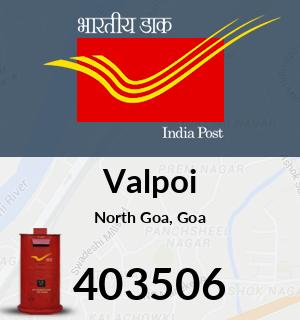 Valpoi Pincode - 403506