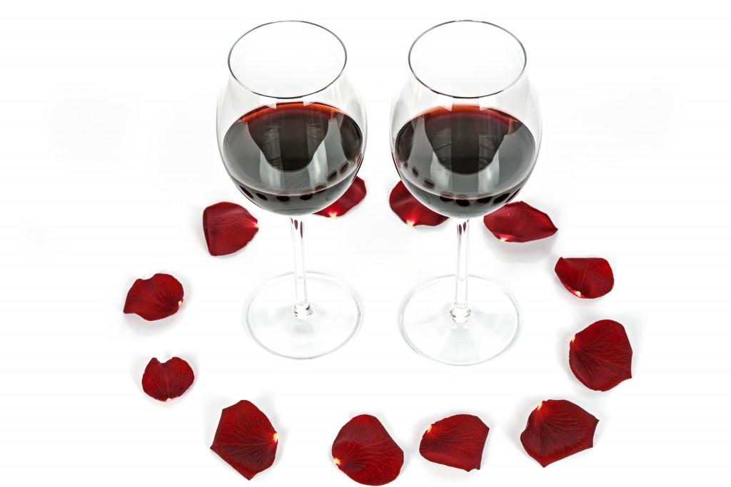 Rose Petal Wine (Representation Image)