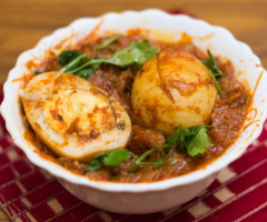 Spicy Indian Egg Curry ( Dhaba Style Egg Masala Recipe)