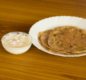 Easy Aloo Paratha Recipe