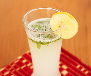 Fresh Lime Soda Drink