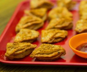Tikona Nimki Fried Snack