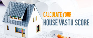 Calculate the vastu shastra score for your home