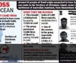 50 people 'missing' from Kerala smuggled to Australian islands?