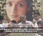 Ahead of Sridevi's first death anniversary, 'Mr India' co-star Anil Kapoor fondly remembers her