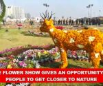 Ahmedabad: Flower show at Sabarmati Riverfront an opportunity to get closer to nature