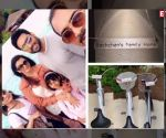 Aishwarya Rai Bachchan and Aaradhya inside a pool in Maldives, hubby Abhishek Bachchan shares the pic