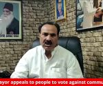 Aligarh mayor Mohd Furkan appeals to people to vote against communal forces
