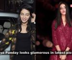 Ananya Panday is dressed to kill in this red outfit