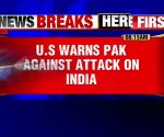 Another attack on India will be problematic: US warns Pak