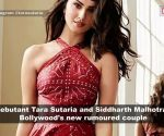 Are Siddharth Malhotra and Tara Sutaria dating?
