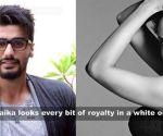 Arjun Kapoor calls Malaika Arora 'a royal mesh'