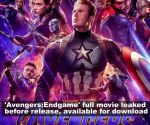 'Avengers: Endgame' leaked online hours before US release