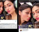 Bengali actress Nusrat Jahan hits back at trolls, slams haters