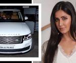 Bollywood diva Katrina Kaif gifts herself a swanky SUV
