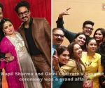 Celebrities enjoy Kapil Sharma's pre-wedding festivities
