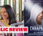 Chhapaak Hindi Movie Public Review & Rating