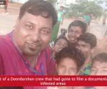 Chhattisgarh Maoist attack: DD video journalist Achyuta Nanda Sahu's last shared photos