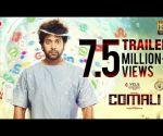 Comali - Official Trailer (Tamil) | Jayam Ravi, Kajal Aggarwal | Hiphop Tamizha