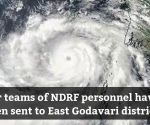Cyclone Phethai: Andhra Pradesh on high alert, NDRF deployed