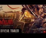 DARBAR (Tamil) - Official Trailer   Rajinikanth   AR Murugadoss   Anirudh Ravichander   Subaskaran