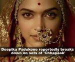 Deepika Padukone breaks down while shooting Laxmi Agarwal's biopic 'Chhapaak'?