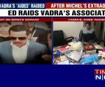 ED conducts raids at three properties of Robert Vadra's aides