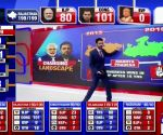 Election results 2018: Congress set to dethrone BJP in Rajasthan, MP and Chhattisgarh; TRS, MNF cross majority mark in Telangana, Mizoram respectively