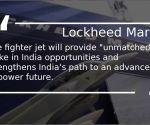 लॉकहीड मार्टिन ने भारत को नया कॉम्बेट जेट F-21 किया ऑफर