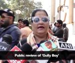 Gully Boy: Public Review