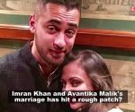 Have Imran Khan and Avantika Malik parted ways due to irreconcilable differences?