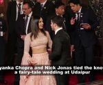 Here's  the first look of Priyanka Chopra and Nick Jonas wedding reception invite