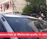 Hyderabad: NIA searches at Mailardevpally in old city