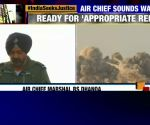IAF is capable to hit hard, hit fast and hit with precision: Air Chief Marshal BS Dhanoa