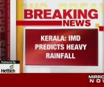 IMD issued Yellow Alert in Kerala from April 29