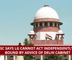 In major victory for Kejriwal, SC says Delhi LG can't function independently