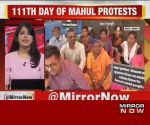 India's toxic hell: Mahul residents protesting for the 111th day