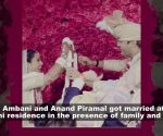 Isha Ambani-Anand Piramal get married, Varmala video goes viral