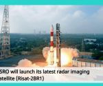 ISRO to launch its latest radar imaging satellite (Risat-2BR1) from Sriharikota today