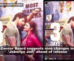 Jabariya Jodi: Censor Board makes nine changes, including deletion of a masturbation scene