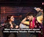 Jabariya Jodi: Parineeti Chopra got injured while shooting 'Khadke Glassy' song