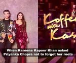 Kareena Kapoor asks Priyanka Chopra Jonas not to forget her roots; after Janhvi Kapoor, now Shanaya gears up for B-wood debut, and more…