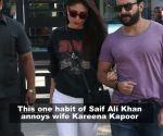 Kareena Kapoor Khan reveals the most annoying thing about husband Saif Ali Khan!