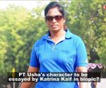 Katrina Kaif to play famous athlete PT Usha in her career's first biopic?