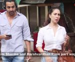Kim Sharma and Harshvardhan Rane call it quits, break-up confirmed
